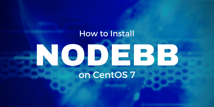 How to Install NodeBB Forum on CentOS 7