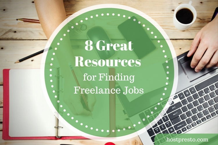 8 Great Resources for Finding Freelance Jobs